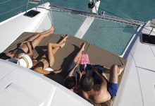 Location Catamaran en Côte d'Azur a Cannes Saint Tropez Nice